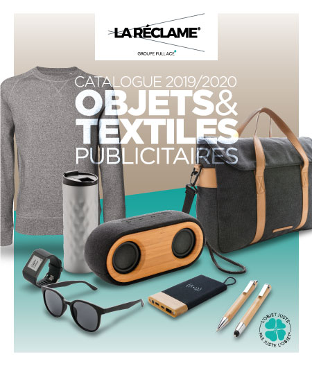 Catalogue La réclame 2019