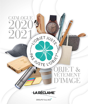 Catalogue La réclame 2020
